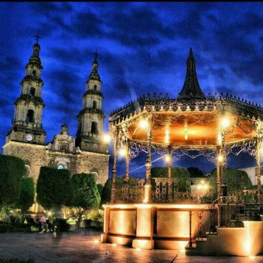 Encarnación de Diaz, Jalisco La Chona