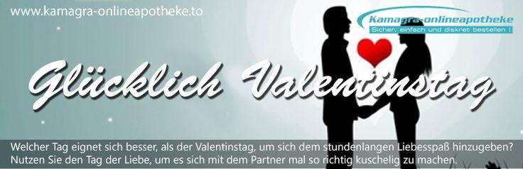 Hemmungsloser Sex sollte den Abend am Valentinstag beenden. Zur besonderen Befriedigung können Sie wirkungsvolle Potenzmittel gebrauchen, damit Sie über Stunden standfest sind.