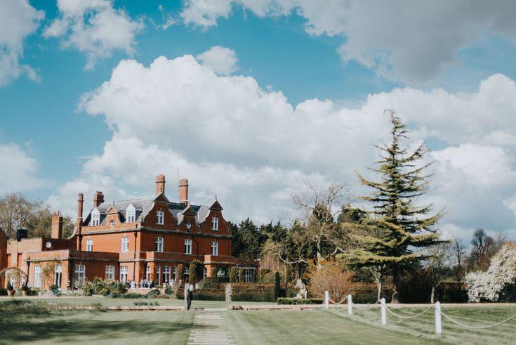 Eliza Claire Photography | Classic Marquee Reception at Chippenham Park | Bride in Sophia Tolli for Mon Cheri Bridal Gown | Ghost Bridesmaid Dresses | Pastel Colour Scheme