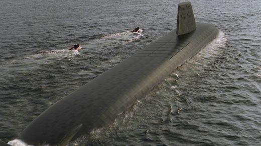 Reino Unido inyecta otros 1.300 millones de libras a sus futuros submarinos 'Successor' - Noticias Infodefensa Mundo