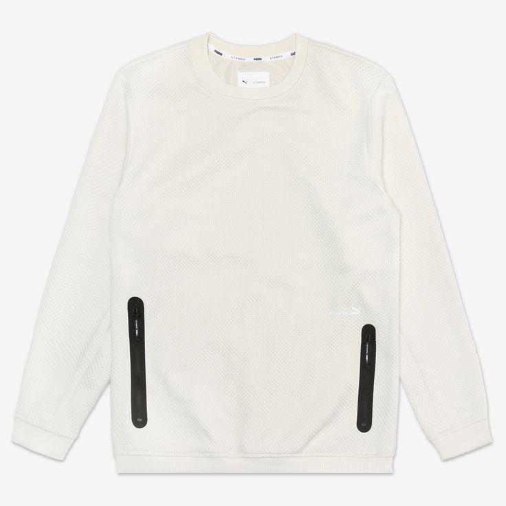Stampd X Puma Crew Sweatshirt