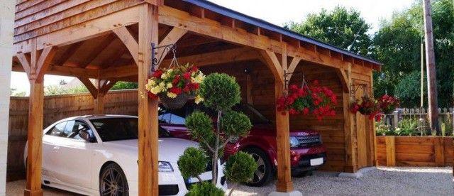 25 Inspiring Carport Ideas Attached To House Wood Carport Design Carport Designs