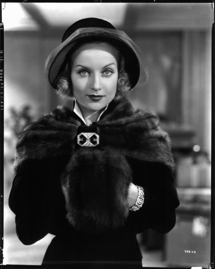 Carole Lombard Style Evolution: From A Young Beauty To Hollywood's Highest Paid Star
