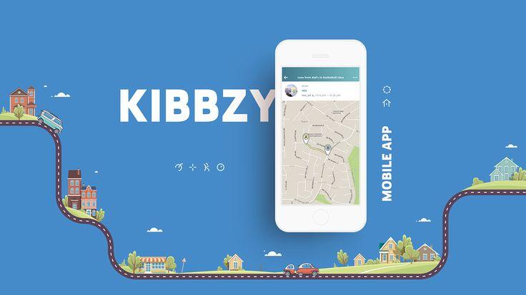 查看此 @Behance 项目: \u201cCarpooling app: Kibzy\u201d https://www.behance.net/gallery/48605465/Carpooling-app-Kibzy