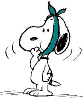 Free Snoopy Clip Art | Arthurs Free Comic & Cartoon Clip Art Page 7