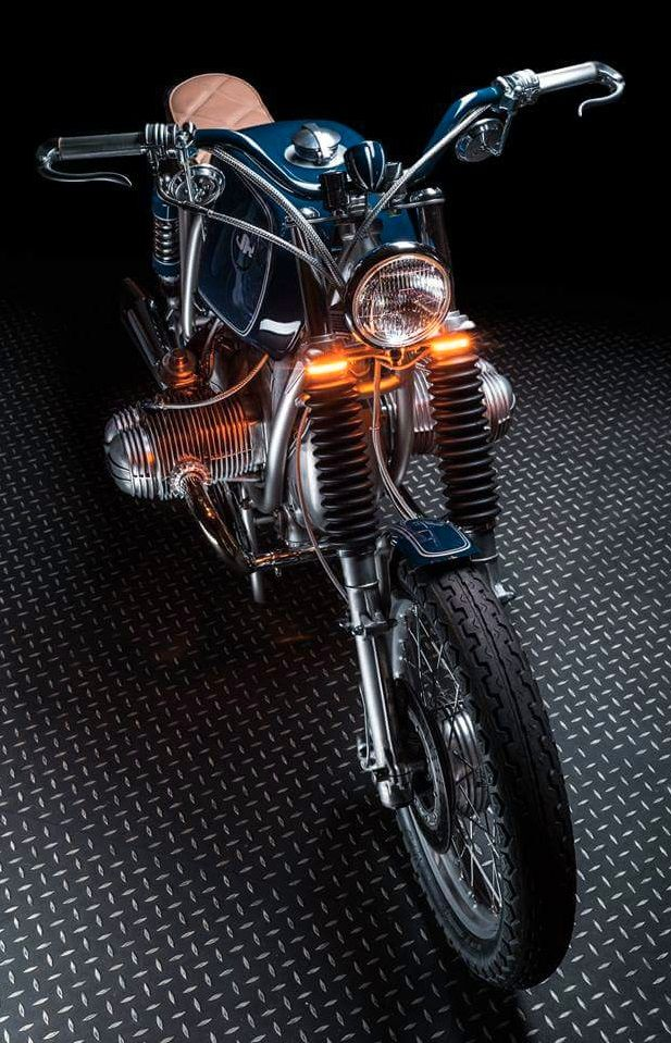 BMW R100 Brat Style by Jerikan Motorcycles #motorcycles #bratstyle #motos…