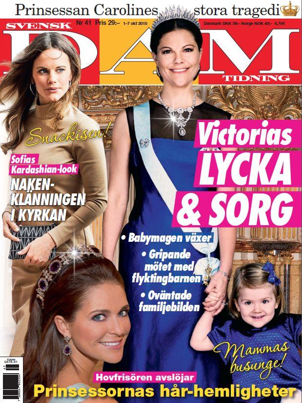 Princess Sophia's nude dress and Crown Princess Victorias happiness