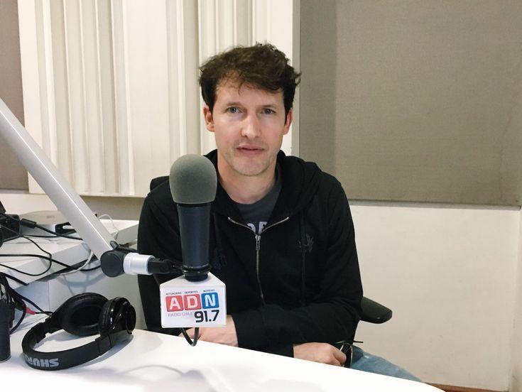 """Radio ADN on Twitter: """"Ahora en el #CiudadanoADN escuchamos la conversación que @ismaelero tuvo con el cantante británico @JamesBlunt ¡ATENTOS QUE YA VIENE EL CONCURSO! https://t.co/f3NfmZuwfH… https://t.co/Rz9Ntylg8V"""""""