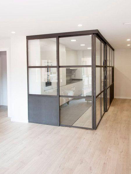 M s de 25 ideas fant sticas sobre puertas correderas de - Puerta corredera cristal bano ...