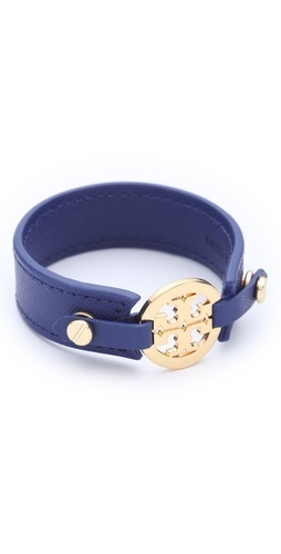 Super cute ..Fashion, Design Clothing, Tory Burch, Leather Cuffs, Into The Blue, Accessories, Toryburch, Arm Candies, Leather Bracelets