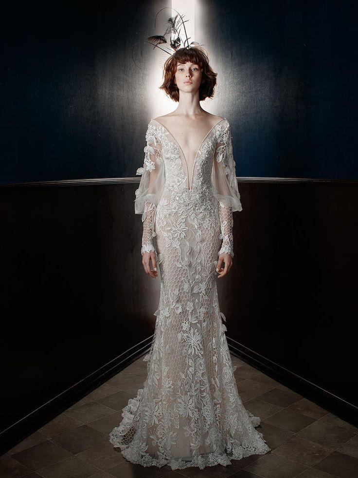 Galia Lahav Spring/Summer 2018: A Victorian Era of Glamour | TheKnot.com