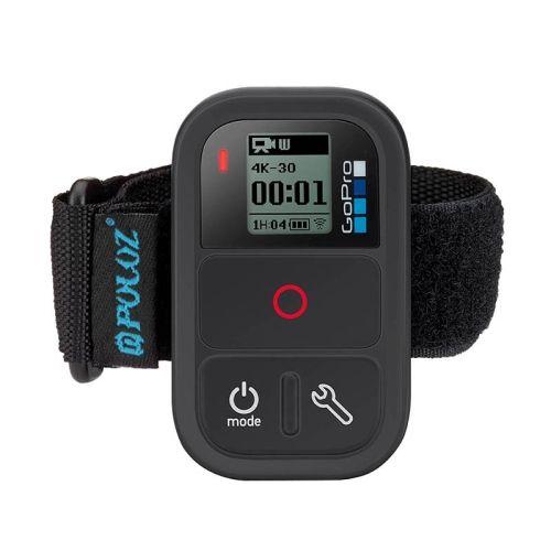 [USD0.77] [EUR0.73] [GBP0.57] PULUZ Nylon Velcro Hand Wrist Strap for Wi-Fi Remote Controlof GoPro HERO4 /3+ /3 and SJ4000, Length: 25cm