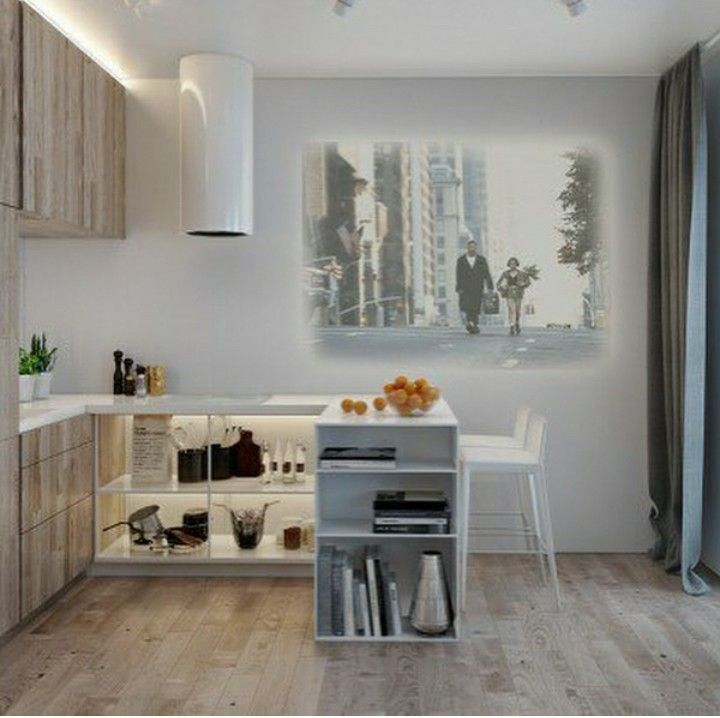 Best DESIGN Black And White Apartmant Images On Pinterest - Designing for small spaces 3 beautiful micro lofts