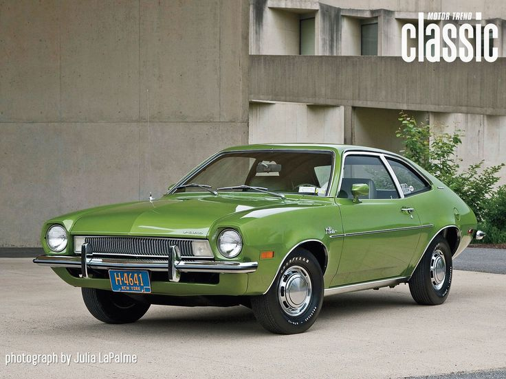 1972 Pinto == my sister, Carrie, had one, in this same color lol!