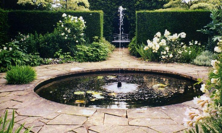 Как сделать садовый фонтан своими руками на даче: фото, видео, пошаговая инструкция | Делайте с нами своими руками