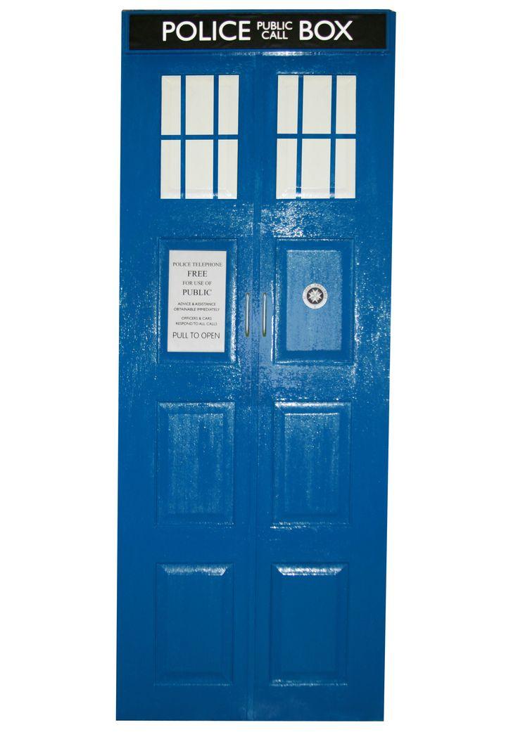 Image result for tardis doors png  sc 1 st  Pinterest & 37 best Tardis bedroom images on Pinterest | Doctor who tardis ... pezcame.com