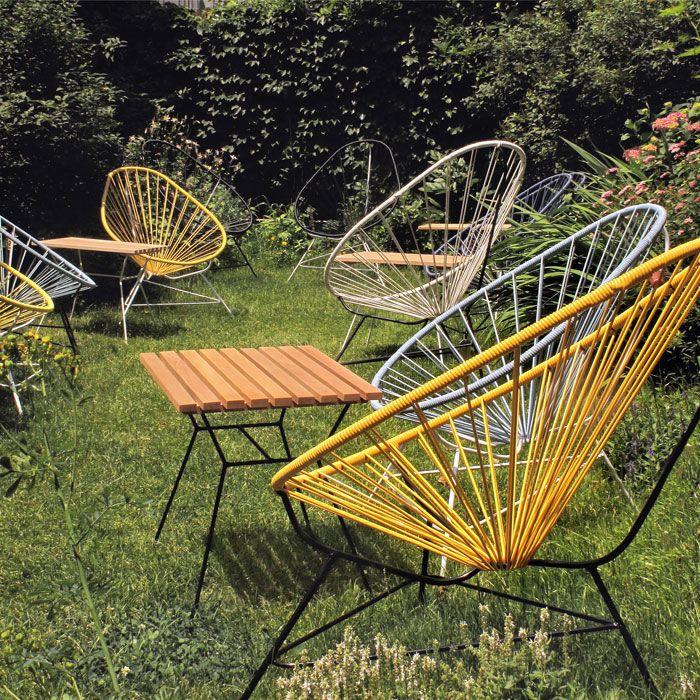 Quick History: The Acapulco Chair U2014 Retrospect