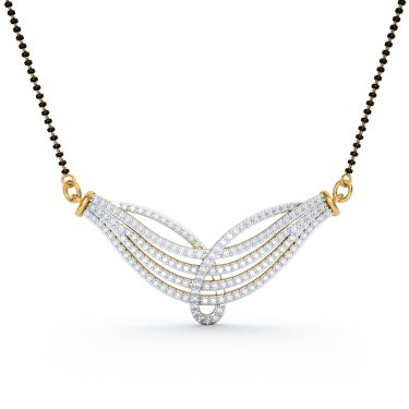 The Renee Mangalsutra Front