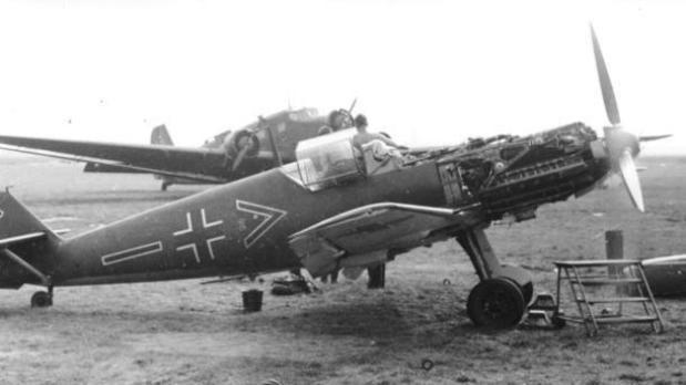 Skoleopgave førte til opdagelsen af tysk fly og pilot fra 2. Verdenskrig | Nordjylland | DR