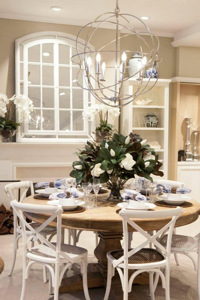 Alfresco emporium table styling