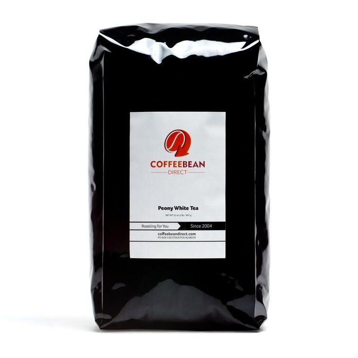 Coffee Bean Direct Peony White Loose Leaf Tea, 2 Pound Bag * To view further, visit : Fresh Groceries