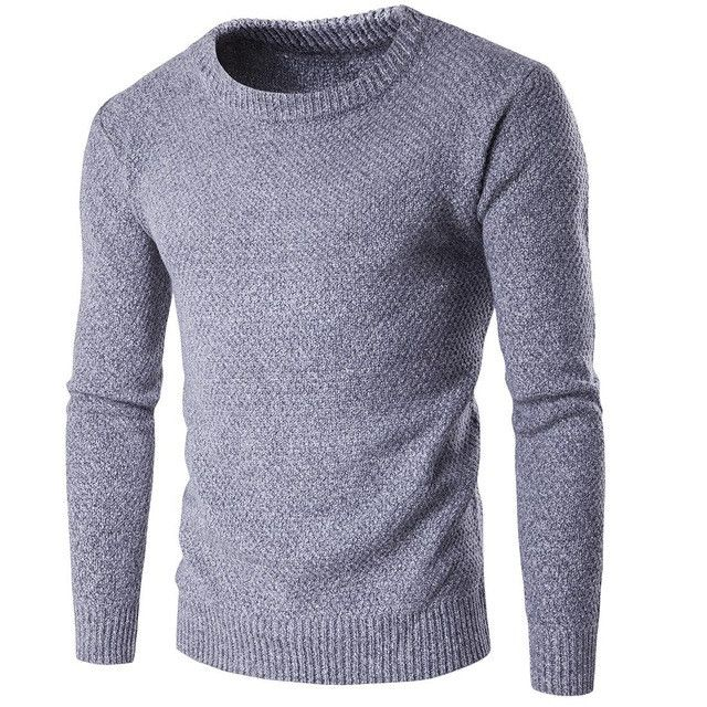 Mens Christmas Sweaters 2017 Men's Fashion Design Is Contracted Classic Luxury Sweater Leisure Korean Sweater Men