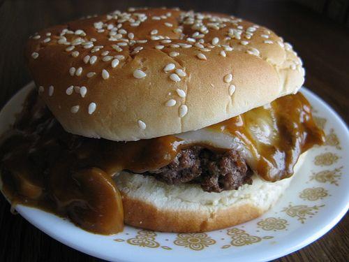 Mushroom Burger Recipe on Yummly. @yummly #recipe
