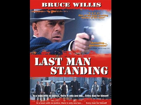 Entre Dos Fuegos (El Último Hombre) [Last Man Standing] Movie Audio Hisp...