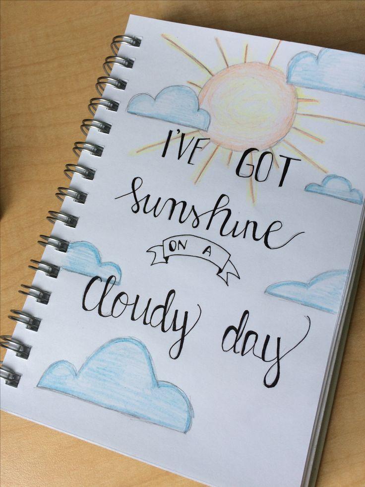 Текст Цитаты Солнце Облака