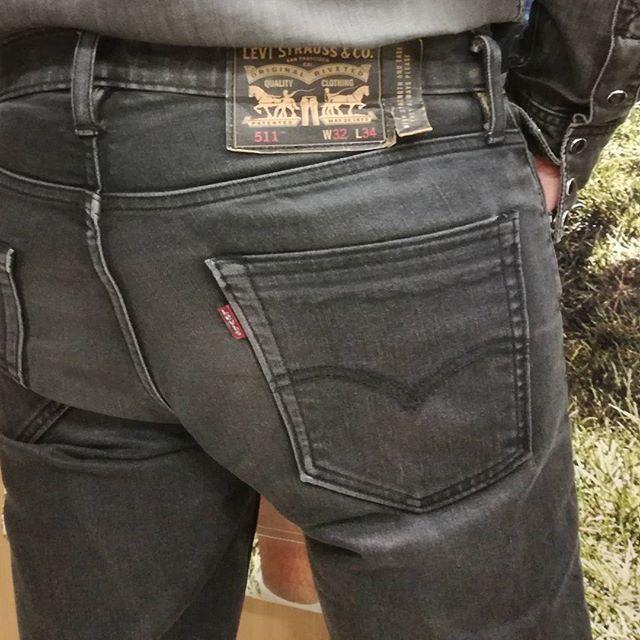 #levis #jeans #skateboard #collection #wornin #black #DenimLounge where #Urban #Slackers meet #streetwear #fashion in #Ioannina #Greece