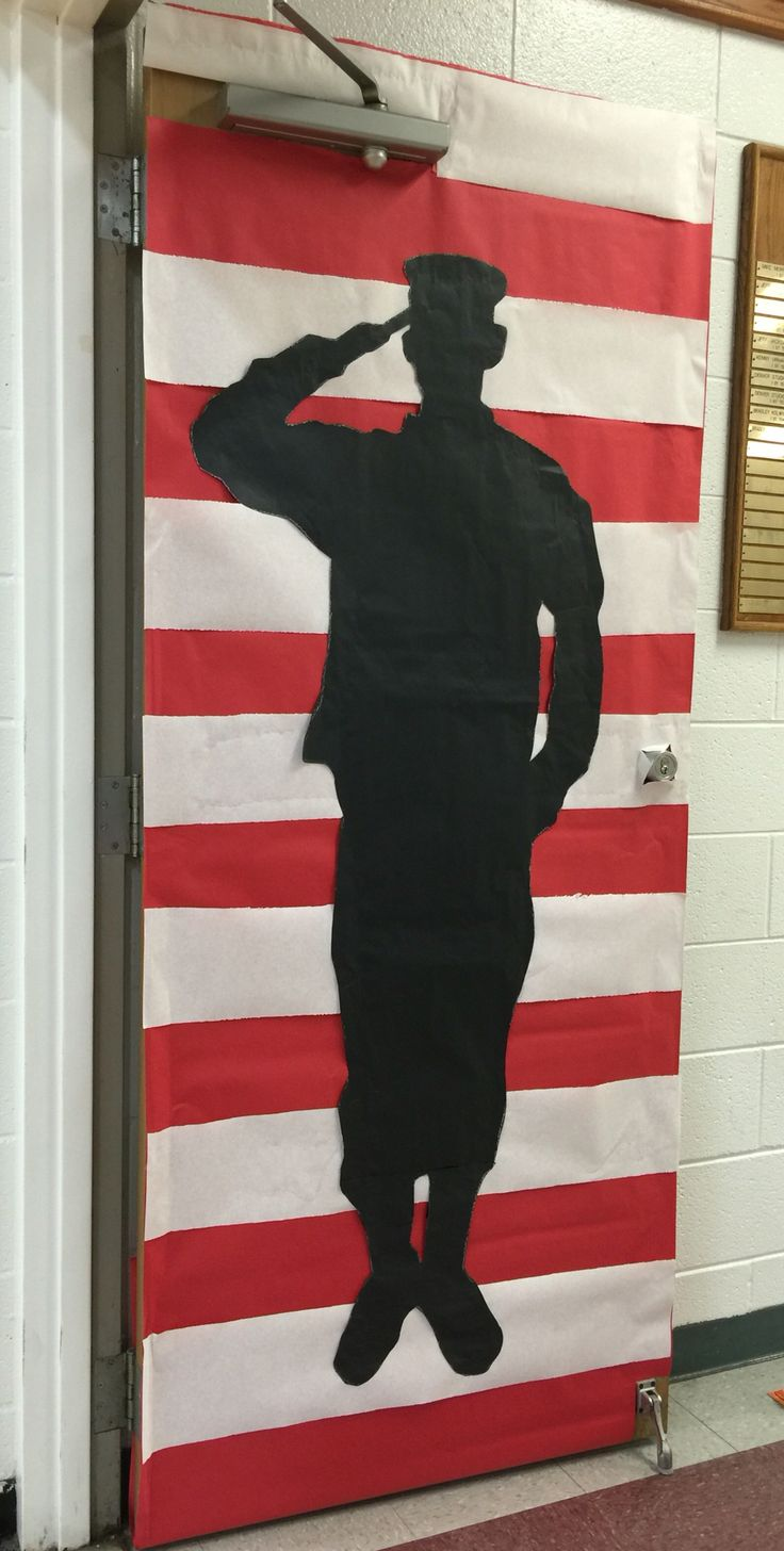 Veterans Day Classroom Door Decoration Ideas ~ Best images about patriotic on pinterest underground