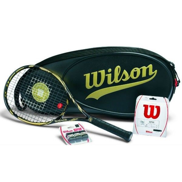 88ac87c5554 Buy wilson junior tennis racquets in Australia from Everything Tennis at  affordable prices.