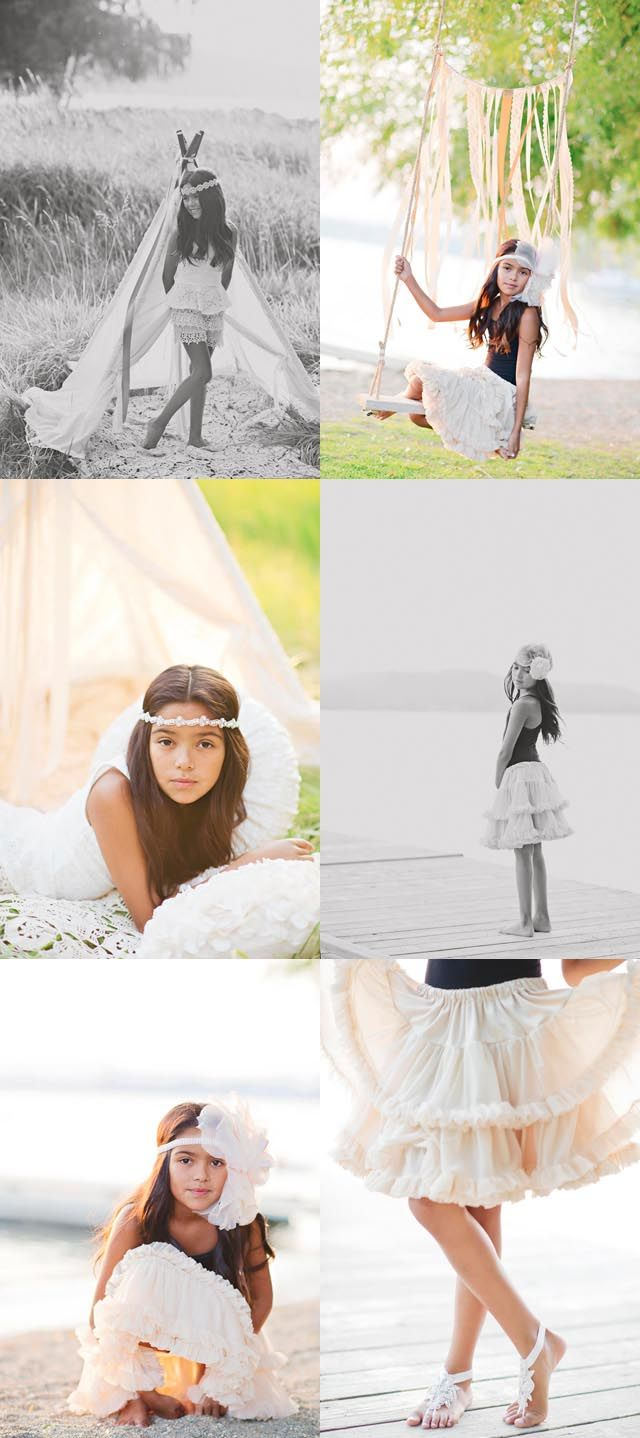 Young girls wedding dresses   best images about Photography on Pinterest  Senior pics