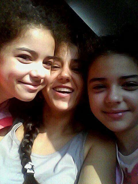 Eu,mama si sormea I,mother and sister