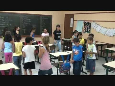 2º ano - Ritmo com a tabuada do 3