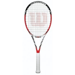 The Wilson Steam 99S tennis racquet is now available $229.00