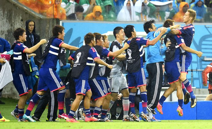Japan National Team, FIFA World Cup Brazil, 2013.6.14