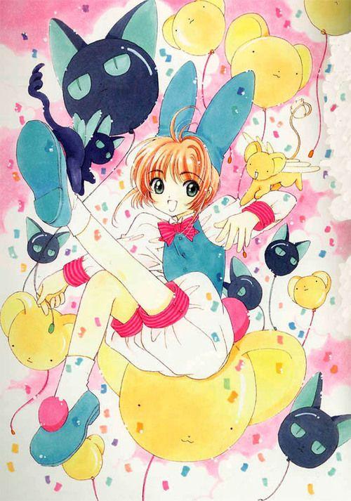 Imagen de sakura card captor