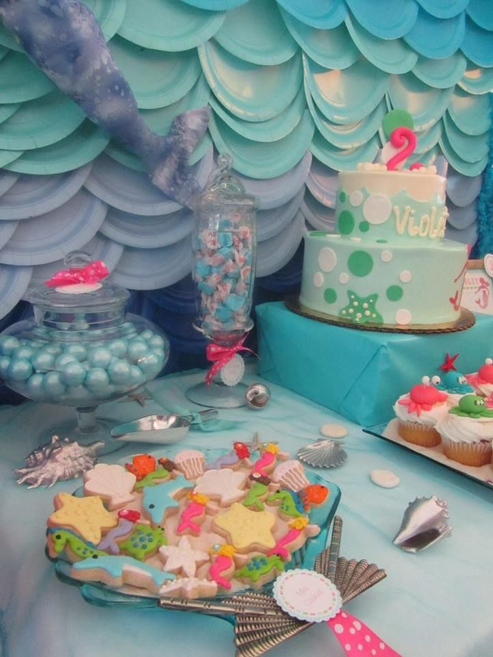 Best 473 underwater under the sea party ideas images on for 2nd birthday party decoration