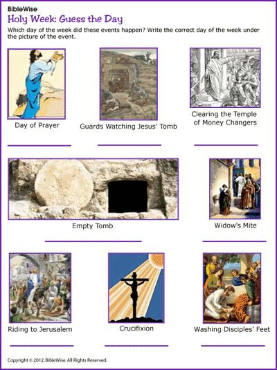 111 best images about Catholic Kids: Holy Week on Pinterest ...