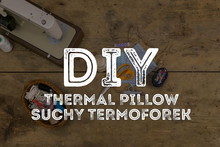 Most babies suffer for colic in their first months. Sometimes babies cry about an hour. There are also situations when the little one cries continuously many weeks for hours.   Today we have a super speedy tutorial how to do thermal pillow.