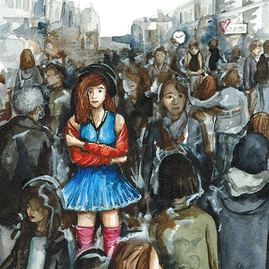 """Book of poems for teens and adults called """"Epiphany"""" by Niki Burton - Illustrations by Julie Sneeden"""