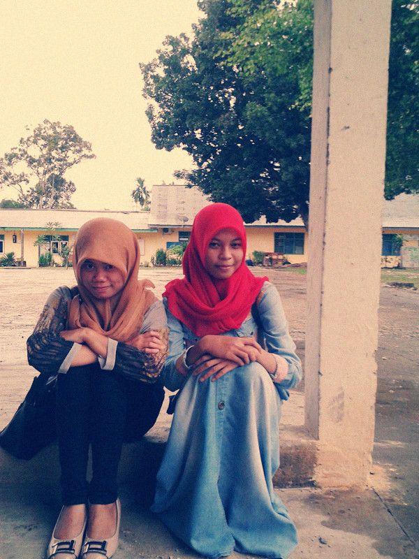 Duo Palembang.. :)