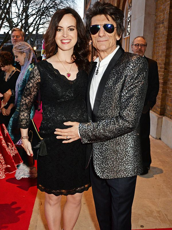 Rolling Stones' Ronnie Wood Introduces Newborn Twins Gracie Jane and AliceRose http://celebritybabies.people.com/2016/06/19/ronnie-wood-sally-wood-newborn-twin-girls/