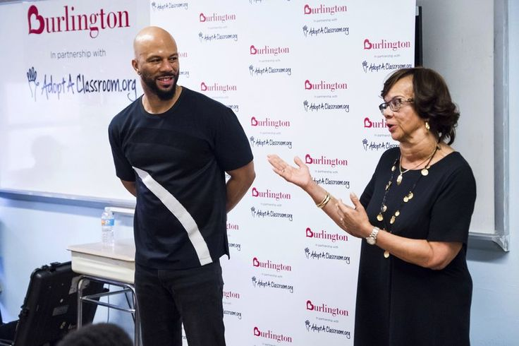 Oscar and Grammy-winning rapper Common surprised a group of New York school students by donating $10,000 to help their teachers buy supplies. via AP: The rapper-actor partnered with the nonprofit AdoptAClassroom.org and Burlington Stores to give Renaissance School of the Arts in Harlem the funds on Thursday. Students cheered loudly after they learned the musician …