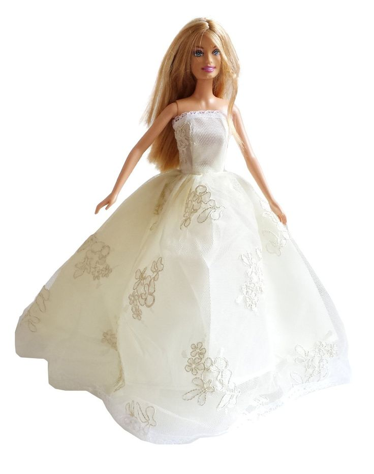 245 Best Images About Barbie Doll Dress On Pinterest