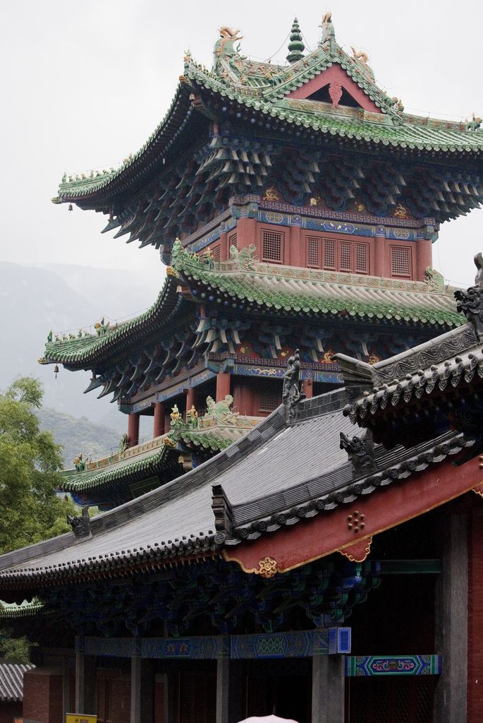 shaolin monastery, mount song, china | buddhist temple
