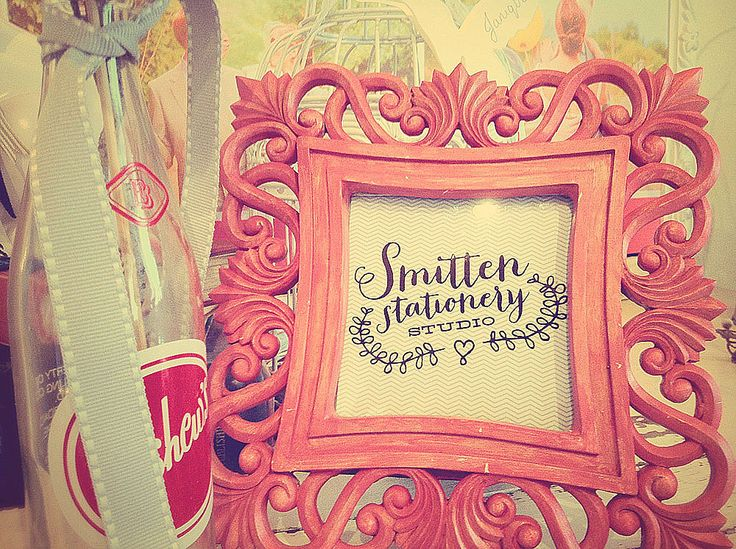 Smitten Stationery Studio Photoshoot