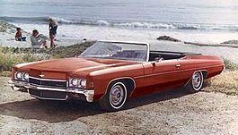 72 Impala SS