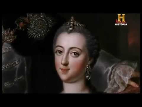 Catalina la Grande la mujer mas importante de la Historia Rusa